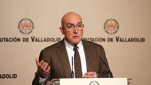Jesús Julio Carnero, secretario general del Partido Popular