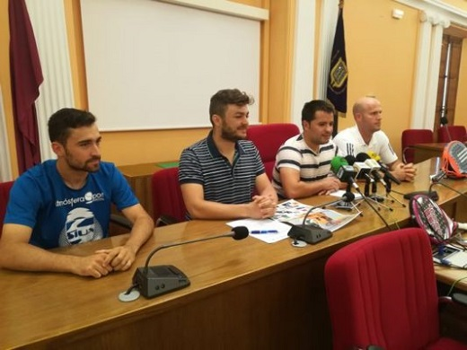 Presentado el Torneo de Pádel que se celebrará en Medina del Campo del 21 al 30 de julio