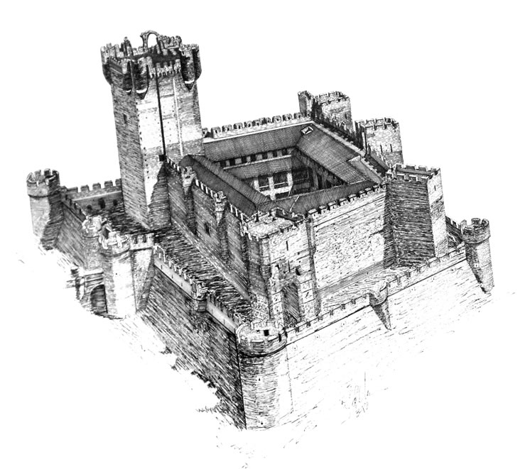 Castillo de la Mota de Medina del Campo