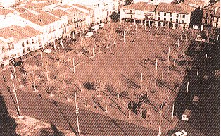 Plaza Mayor de la Hispanidad de Medina del Campo