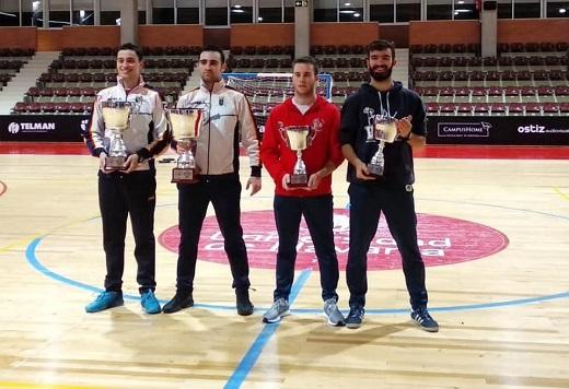 Dominio vallisoletano en el Torneo Reyno de Navarra
