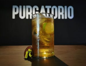 EL PURGATORIO: London-Calling